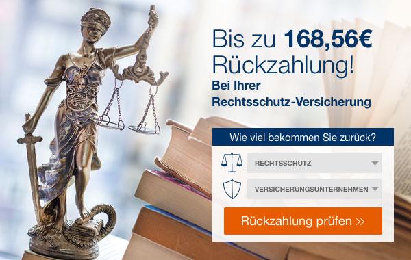 Geld zuruck bei vielen Rechtsschutzversicherungen